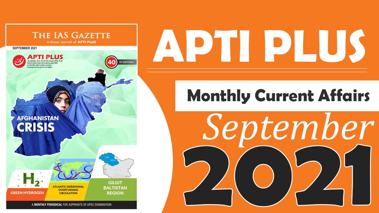 Apti Plus September 2021