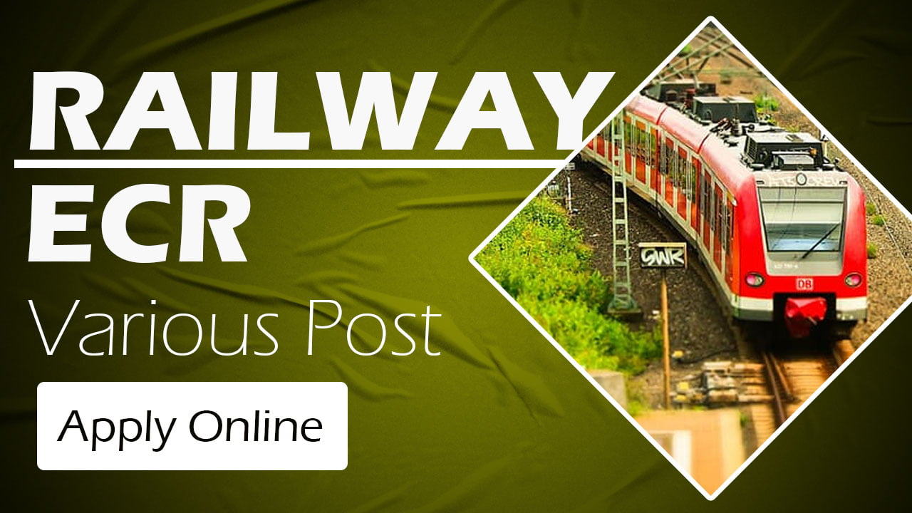 RRC ECR Railway 2021